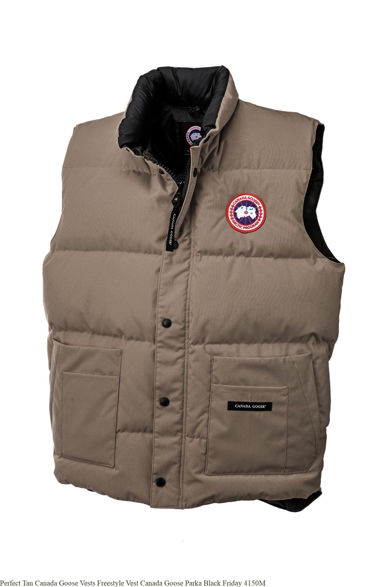 6f6b5cda0ce Perfect Tan Canada Goose Vests Freestyle Vest Canada Goose Parka Black  Friday 4150M – Canada Goose Outlet Online – Cheap Canada Goose Sale